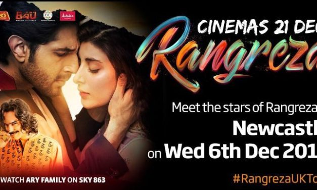 Meet the Stars of Rangreza in Newcastle Tonight!