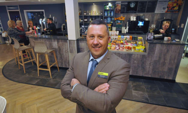 Bannatyne Group invests £80,000 in cafe bar upgrade at Durham health club and spa