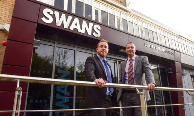 North East tech firm gets business centre up to speed