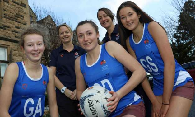 Netball players prove to be at the top of their game as interest the sport soars