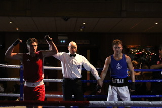 Local boxers secure win at National Amateur Boxing Championship