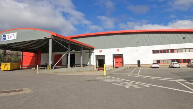 Industrial specialists conclude £2.6m Drum Industrial Estate sale to HW Martin