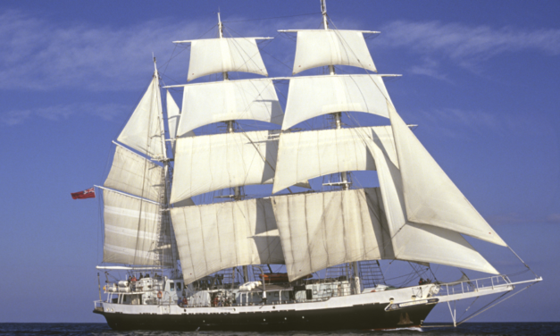 Businesses Encouraged to take Advantage of the Tall Ships Races