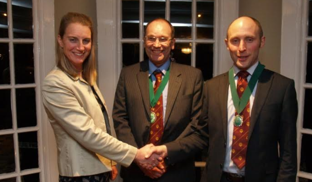 Rob takes up Yorkshire Agricultural Valuers Association Presidency