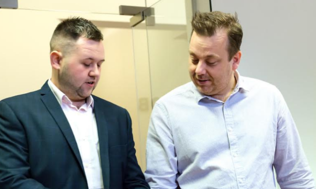 Smart Technology gives Accountancy Firm the Cutting Edge