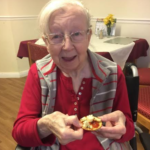 Care home celebrates Cheese Lover's Day