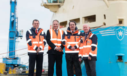 PORT OF BLYTH SETS SAIL ON £12MILLION INVESTMENT