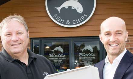 Hungry Fish and Chip Entrepreneur Expands Restaurant Venture