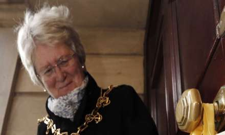 Stockton's Mayor Promises Secret Embroiderer A Special Christmas!