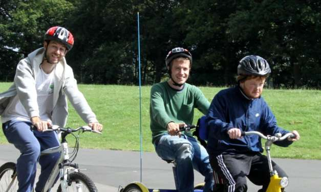 Free Half Term Bike Fun Day For All The Family