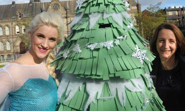 Town's Feast of Festive Fun In Christmas Build-Up