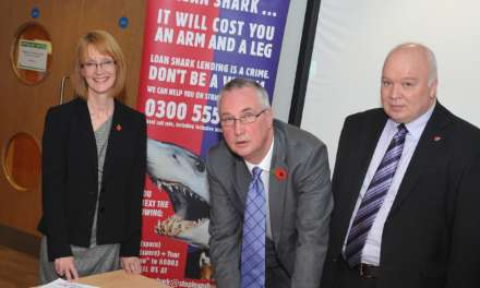 Stockton Pledges To Tackle Loan Sharks