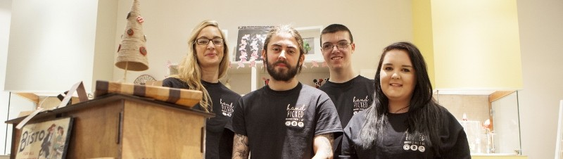 New shop handPICKED for student retail success