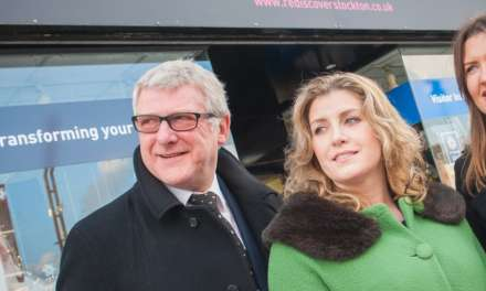 High Street Minister Discovers Transformed Stockton