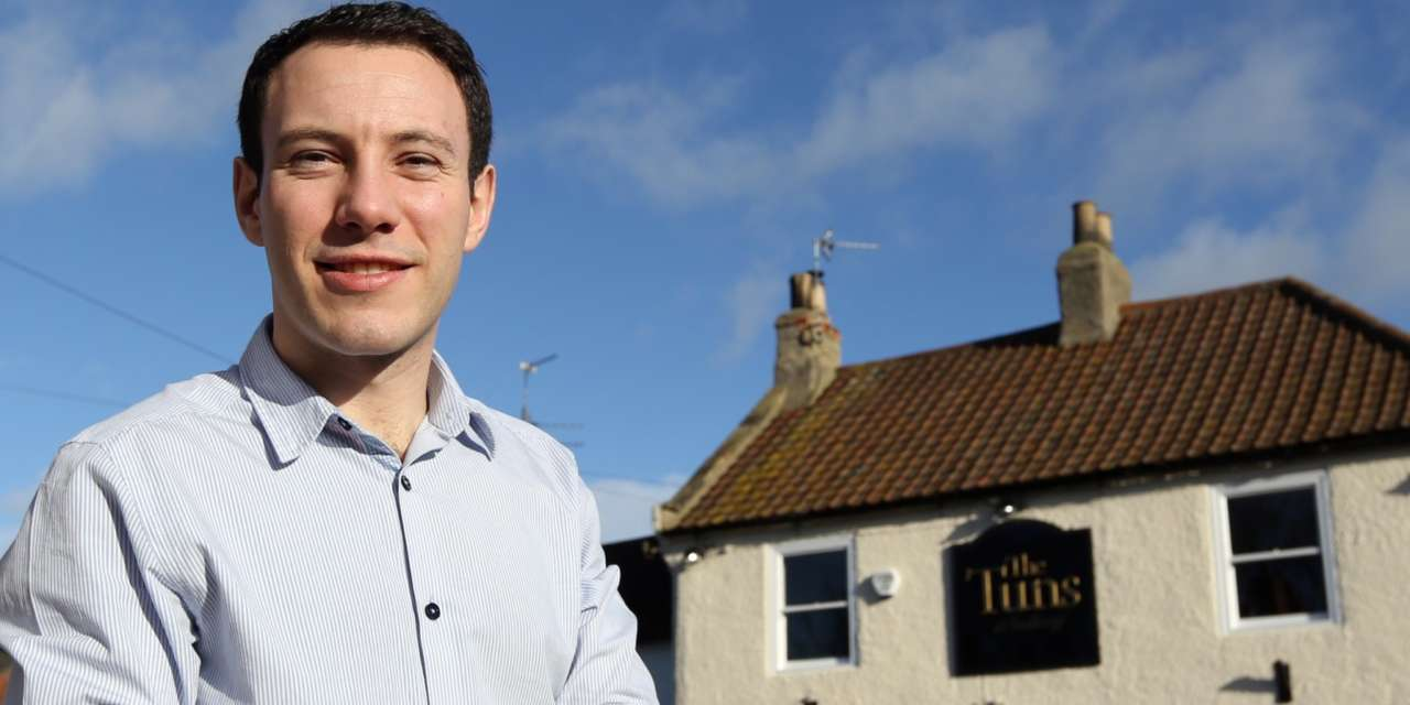 Teesside restaurateur toasts tasty investment, one year on