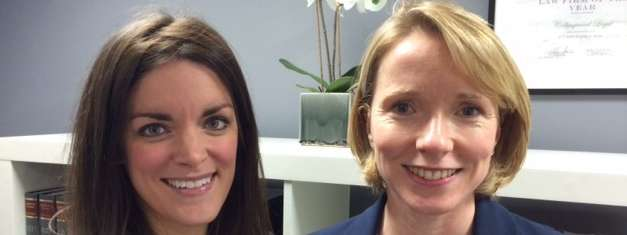 Sarah And Jane Earn Collingwood Legal Promotions