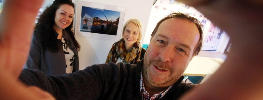Quayside Shot Snaps Up Great Locations Regional Prize