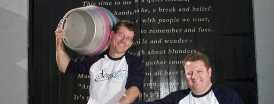 AWARD-WINNING MICROBREWERY DOUBLES PRODUCTION