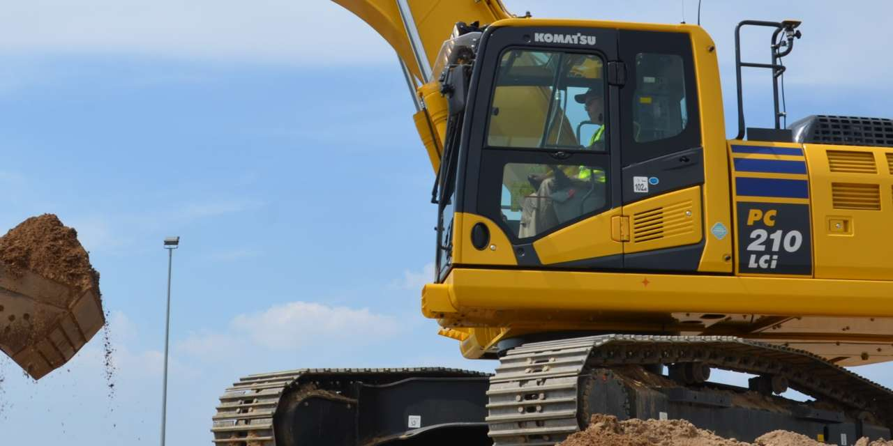 Intelligent Machine Control Unveiled By Komatsu UK
