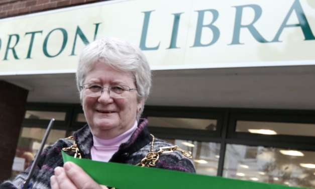 Library In Norton Celebrates Official Reopening
