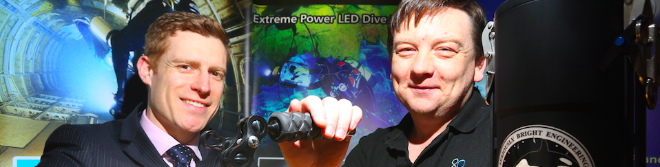 Orcalight Mamufacturing Bright Future With Global Dive Light Sales Plans