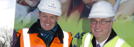Construction Work Starts On Site At Swainby Road