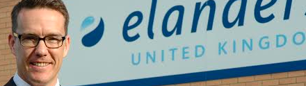 North Tyneside's Elanders hits £20m Target