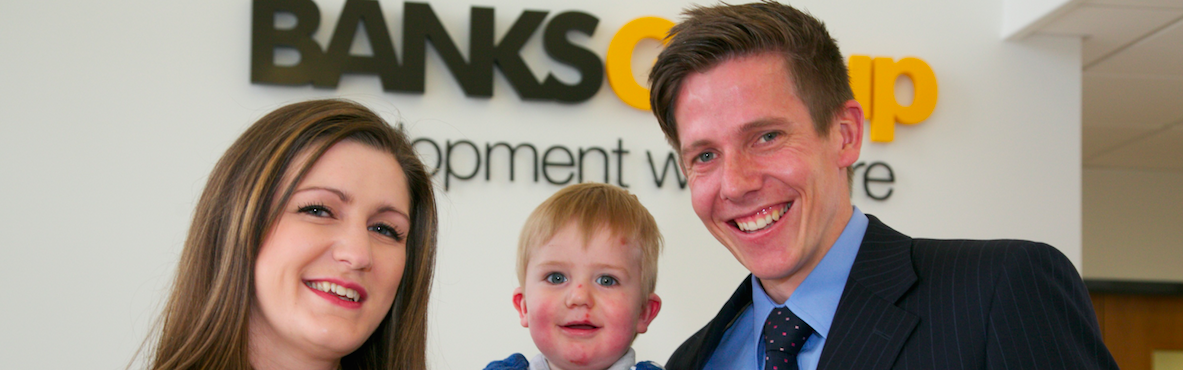 Banks Group Staff Raise £11,000 For Debra In Support Of Little Mason – @charityDEBRA @The_Banks_Group
