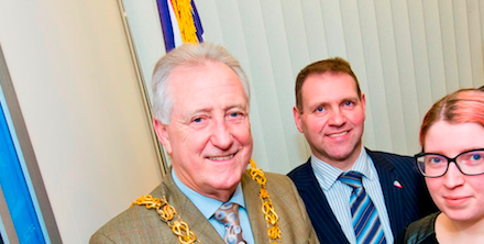 Sunderland Retailers & BID Thanked by Mayor
