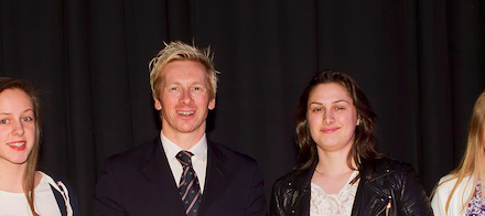 Sporting Stars Of the Future Honoured At Special Tees Award Ceremony
