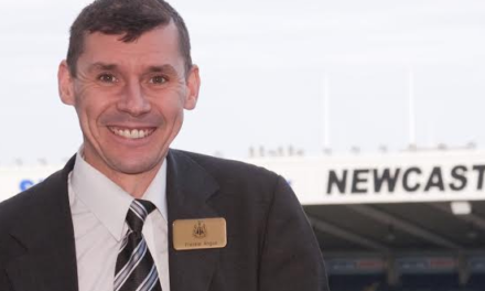 Thank Frankie it's Friday at NUFC…