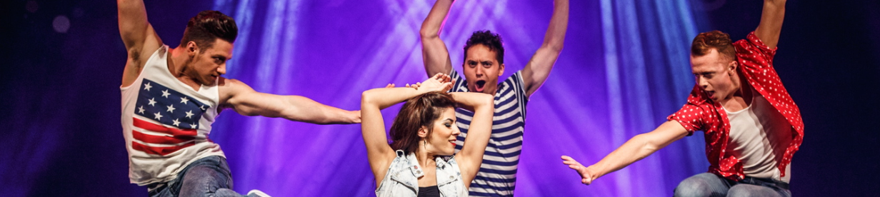 The Phoenix Theatre, Blyth is ready to get down and Dirty [Dancing]!