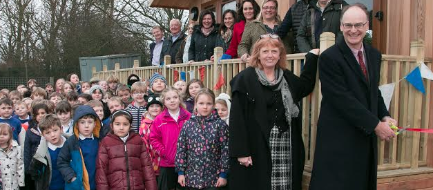 Stannington Villagers Make Room For New Community Facilities