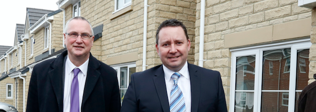 Stockton Multi-Million Pound Housing Regeneration Scheme Is Now Complete
