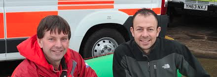 EDF Energy Renewables supports Mountain Rescue Team