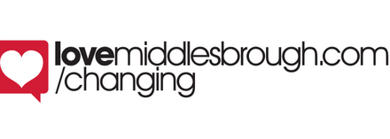 Middlesbrough is Changing campaign launch