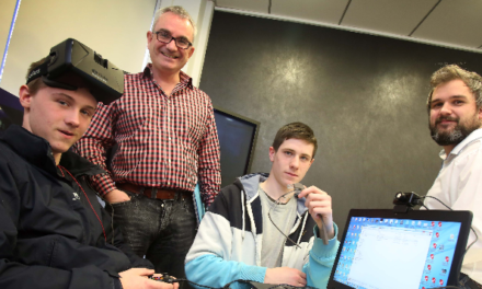 Space Group Architects Pathway To Construction For Region's Youngsters