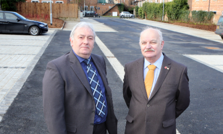 New Long Stay Car Park Opens In Yarm