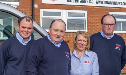 New Premises Give North East Window Company a Clear View of Prosperous Future