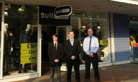 Suit Up In Style At Royal Quays