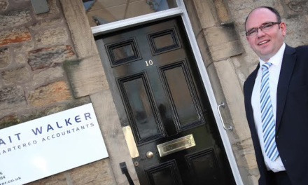 All Change At Number 10 For Tait Walker's Northumberland Office