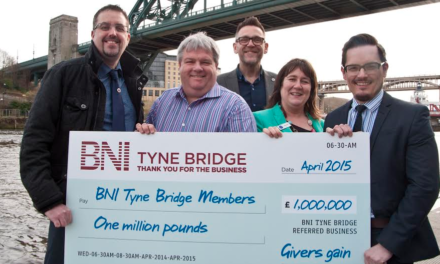 The Biz On The Tyne Is All Mine