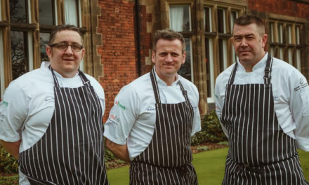 New Restaurant Teams On The Menu At Rockliffe Hall