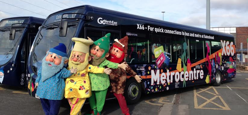 £7m Investment to Upgrade North East Bus Fleet