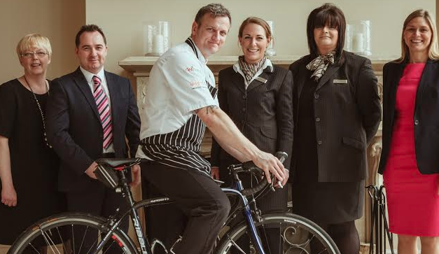 Rockliffe 'Riders' Attempt Gruelling Challenge to Raise Funds for Heart Unit