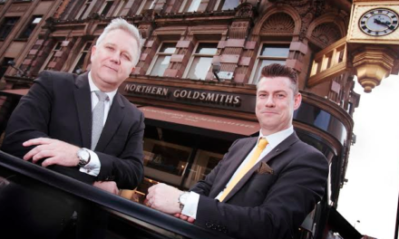 Northern Goldsmiths Prepares for its 'Big Day' When it Reopens After £1M Refurbishment