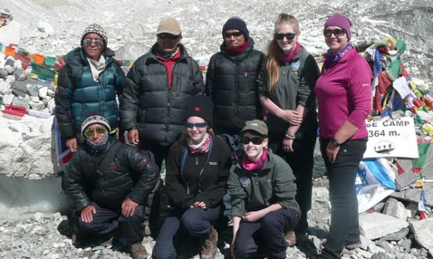 Excelsior Academy Everest Pupils Raise Funds for Nepal Earthquake Victims