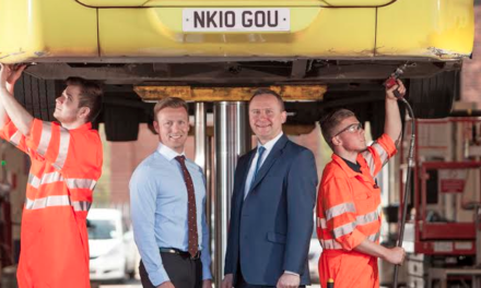 Bus Operator Expands Apprenticeship Programme