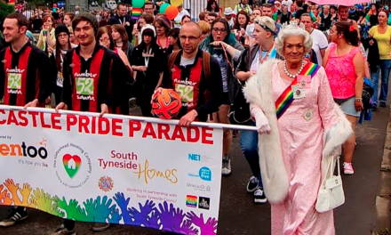 Parade to Mark 45 Years of Pride