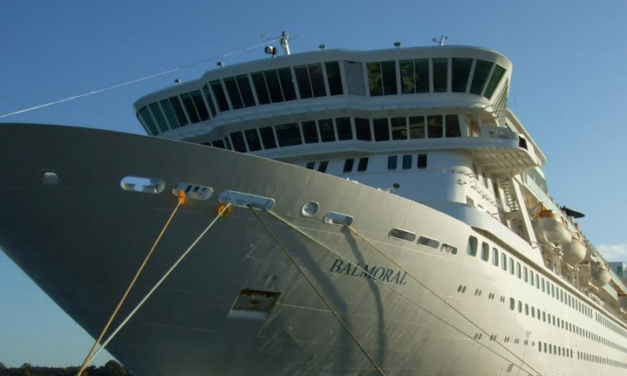 Fred. Olsen Cruise Lines Choose Newcastle as Their Home Port for Flagship Balmoral